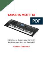Guide de l'Utilisateur (Français)