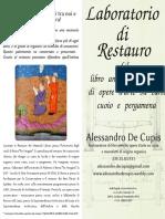Brochure - Laboratorio De Cupis