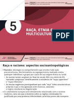 Captulo05-Raça, Etnia e Multiculturalismo