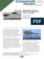 Fujimoto et al._2014_Abrigos para Criação do Acari Zebra, Hypancistrus zebra, em Cativeiro