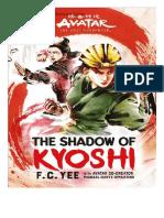 ATLA - La Sombra de Kyoshi