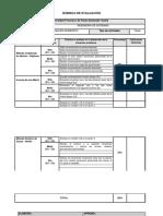 Róbrica de Evaluación para el Primer Previo de Análisis Numérico