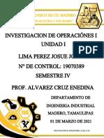 2021.03.01 Investigacion De Operaciones