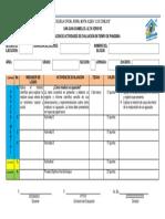 Plan de Evaluación 2021 San Juan Chamelco