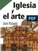 Plazaola, Juan - La iglesia y el arte