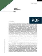 Montero - Multiculturalismo Identidades discursivas e espaco publico