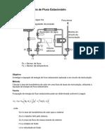 Equação de Energia de Fluxo Estacionário
