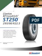 HP_295 80 R22.5 ST250_Col
