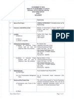Appendix III-Compliance to Clearance Conditions