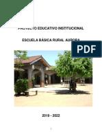 ProyectoEducativo Ejemplo Escuela