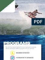 Más información sobre los Puro Surf Camps