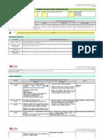 1. Planeación - evaluación