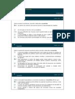 SIMULADO - FUNDAMENTOS DE ECONOMIA