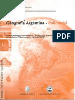 geografia 3° polimodal