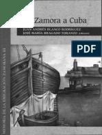 De Zamora a Cuba - Memoria de La Emigración Zamorana