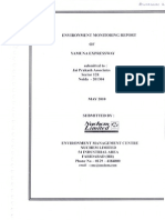 Annexure VI- Environmental Monitoring Reports