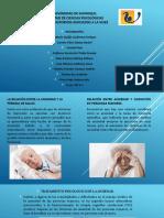 Trastornos asociados a la vejez