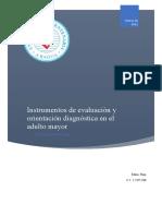 Psicogerontología - Edilia Papa 12855100 - Asignación Nro. 3