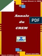 Annale Du Crem