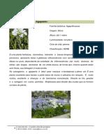 Memorial descritivo paisagismo Veranópolis plantas - Parte 2