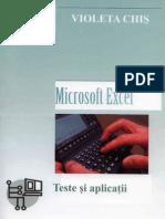 Microsoft Excel - Violeta Chis