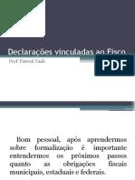 DIEF - PGDAS e DEFIS