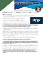 Taller Nº 1 Priorización Curricular TRABAJO PROFESORA POOLETT T.