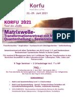 Matrixwelle-Korfu2021