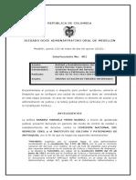 2012-0444 Ordena Citacion Tercero Interesado -Sale Despacho Para Fallo