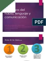 2° Clase, Clasificación diagnóstica y dg diferenciales