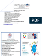 PROGRAMA DE LA FRANCOFONIA 2021 DEL CENTRO EDUCATIVO MAXIMILIANO ANTONIO ESTRELLA GRULLON