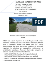 Marco Island Pavement Surface Evaluation and Rating - March 15, 2021