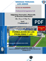 SEMANA 03 B Formulación de los Problemas y las Hipótesis (1)