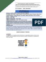 Núcleo Social Guía 4 Ciclo 1 (2° y3°) 3p