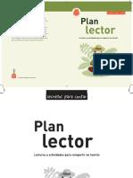 Plan Lector con portada