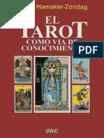 KAREN HAMAKER ZONDAG - El Tarot Como via de Conocimiento