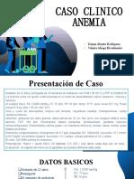 CASO CLINICO ANEMIA (1)