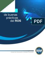 Guia de Buenas Prácticas Del ROS