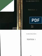 Textos I by Nicolás Gómez Dávila (Z-lib.org)-Desbloqueado (1)