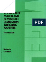 Arthur Israel Vogel_ G Svehla - Vogel's Textbook of Macro and Semimicro Qualitative Inorganic Analysis-Longman (1979)