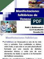 Manifestaciones Culturales en Venezuela
