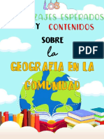 ACTIVIDAD 2 - Comparacion de los contenidos del curso y los aprendizajes esperados en Primaria