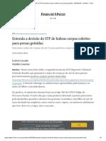 Entenda a Decisão Do STF de Habeas Corpus Coletivo Para Presas Grávidas - 20-02-2018 - Cotidiano - Folha