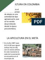 LA APICULTURA EN COLOMBIA