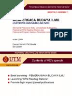 Knowledge Culture UTM