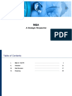 M&A Illustrated