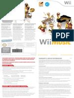 Wii Music - ML1 Manual - WII