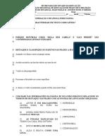 RECUPERAÇÃO 2-27-08 - 7 Ano a e B - Português - Prof Letícia