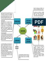 MAPA CONCEPTUAL LITERATURA VENEZOLANA