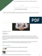 Evento grátis online sobre empreendedorismo terá CEO da XP e Primo Rico - 23_11_2020 - UOL Economia